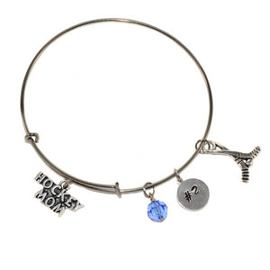 Hockey Bangle Bracelet
