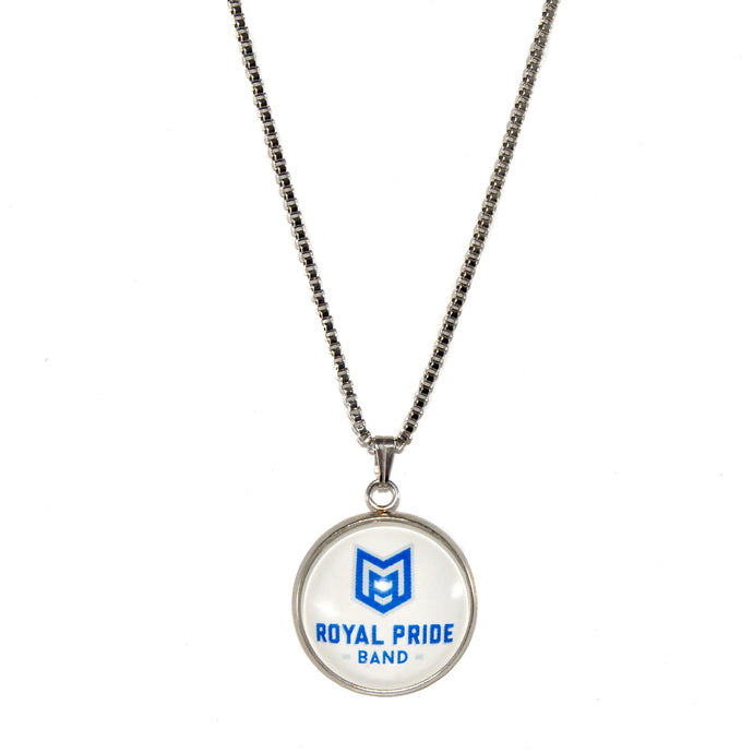 McKinney High School Royal Pride Marching band necklace