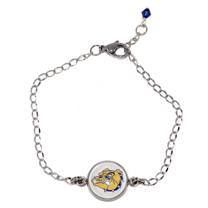 Olmsted Falls Bulldogs stainless steel bracelet anklet jewelry fundraiser