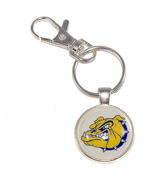 Olmsted Falls Bulldogs Keychain