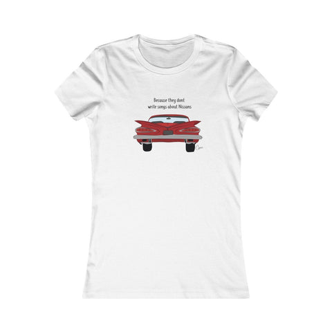 '58 Impala Women's Favorite Tee