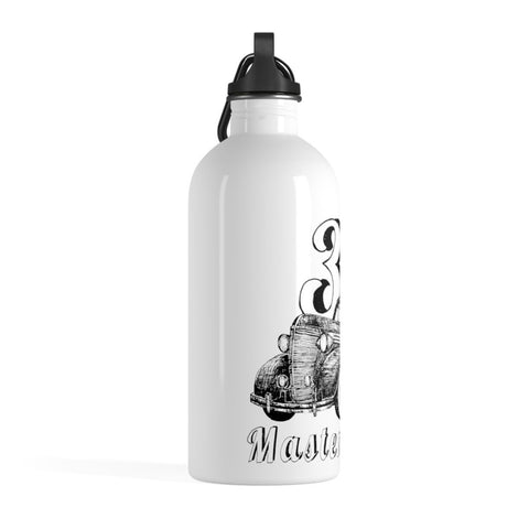 Image of '38 Chevrolet Master Deluxe Stainless Steel Water Bottle