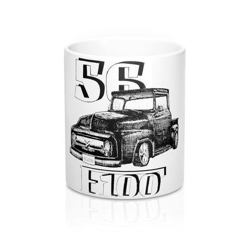 Image of '56 Ford F100 Mugs