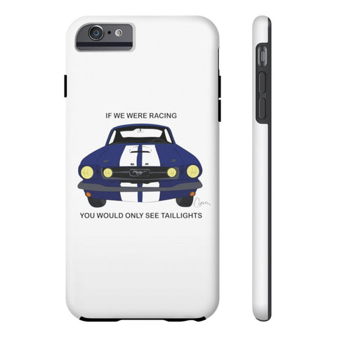 Image of Mustang Case Mate Tough Phone Cases