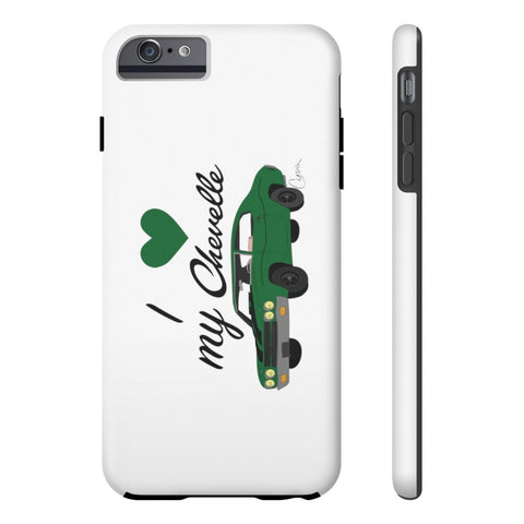 Chevelle Case Mate Tough Phone Cases