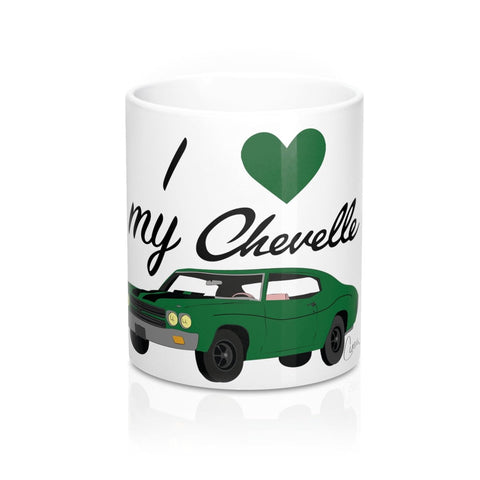 Image of Chevelle Mugs