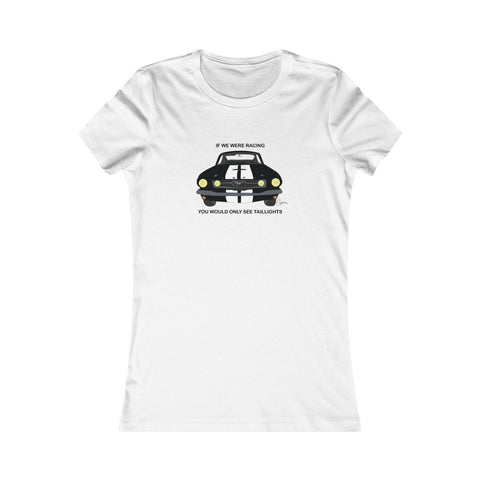 Image of Mustang Women's Favorite Tee