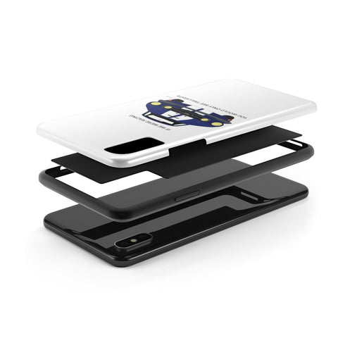 Mustang Case Mate Tough Phone Cases