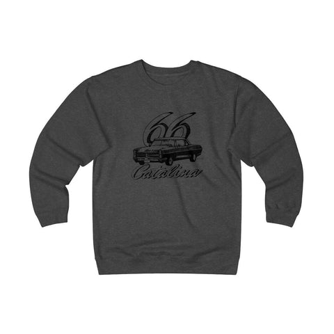 '66 Pontiac Catalina Heavyweight Fleece Crew Sweatshirt