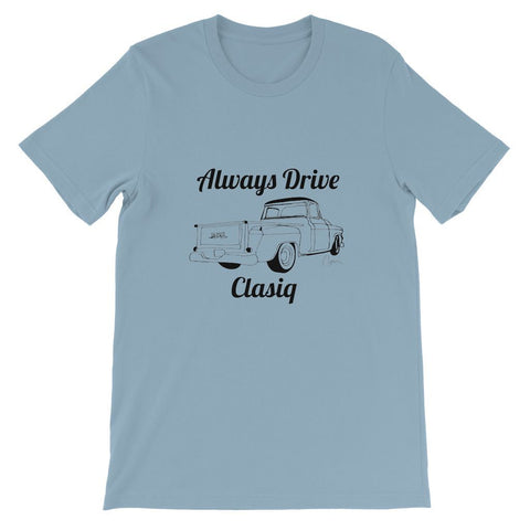 Image of Always Drive Clasiq Truck Short Sleeve T-shirt