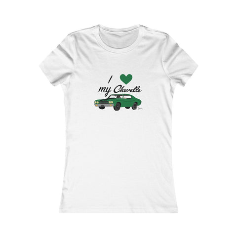 Chevelle Women's Favorite Tee