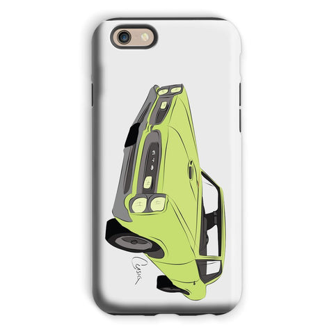 '66 GTO Green No Slogan Phone Case