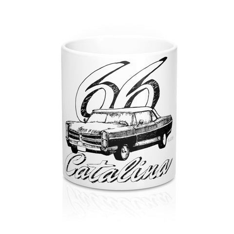 '66 Pontiac Catalina Mugs