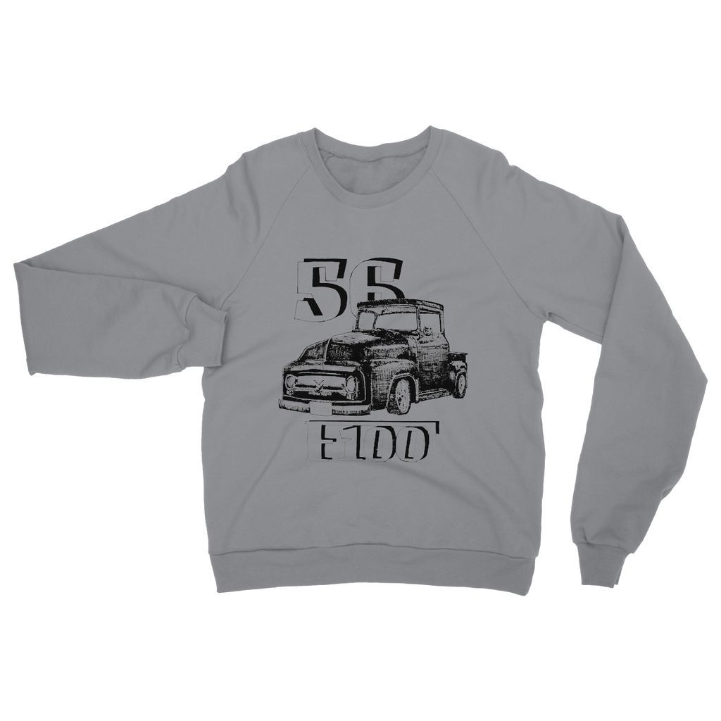 1956 Ford F-100 Truck Womens Sweatshirt