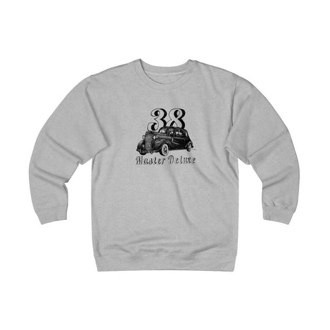 Image of '38 Chevrolet Master Deluxe Heavyweight Fleece Crew Sweatshirt