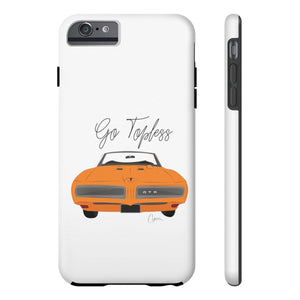'68 Pontiac GTO Case Mate Tough Phone Cases