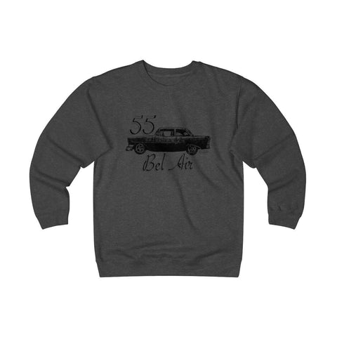 Image of '55 Bel Air Heavyweight Fleece Crew Sweatshirt