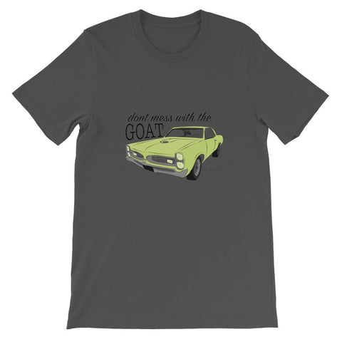'66 Green GTO Front Short Sleeve T-shirt
