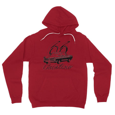 Image of 1966 Catalina Fleece Pullover Hoodie