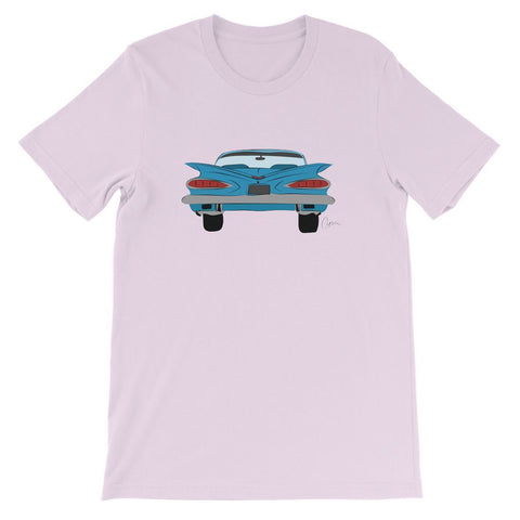 Blue Impala Front Kids T-Shirt
