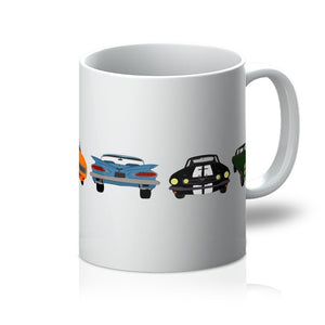 Combo Illustration Mug