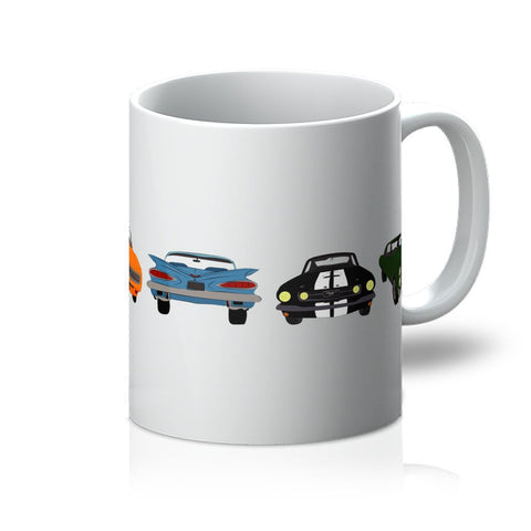 Image of Combo Illustration Mug