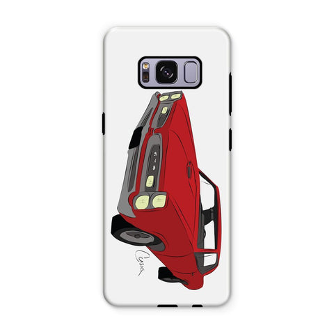Image of '66 GTO Red No Slogan Phone Case