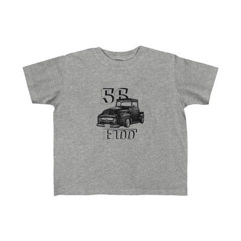 Image of '56 Ford F100 Kid's Fine Jersey Tee