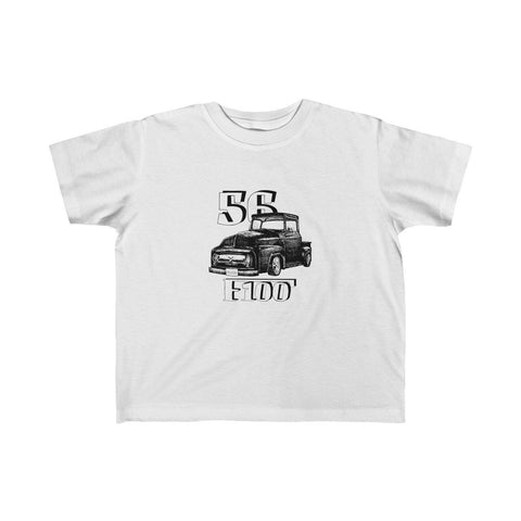 '56 Ford F100 Kid's Fine Jersey Tee