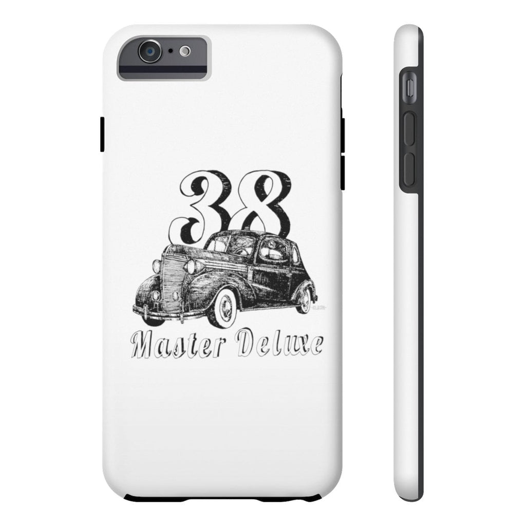 '38 Chevrolet Master Deluxe Case Mate Tough Phone Cases
