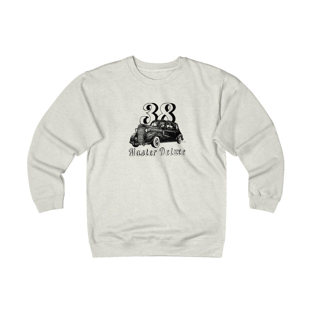 '38 Chevrolet Master Deluxe Heavyweight Fleece Crew Sweatshirt