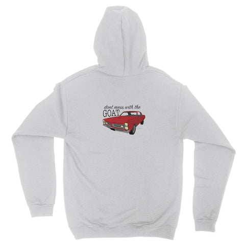 Image of Clasiq Branded '66 GTO Fleece Pullover Hoodie