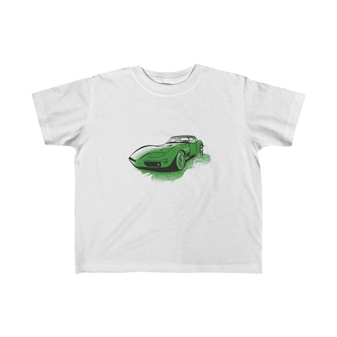 Image of Corvette Kid's Fine Jersey Tee