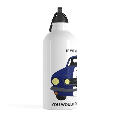 Mustang Stainless Steel Water Bottle
