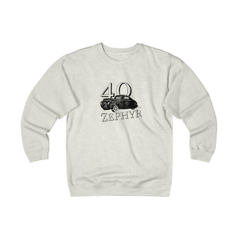 '40 Zephyr Heavyweight Fleece Crew Sweatshirt