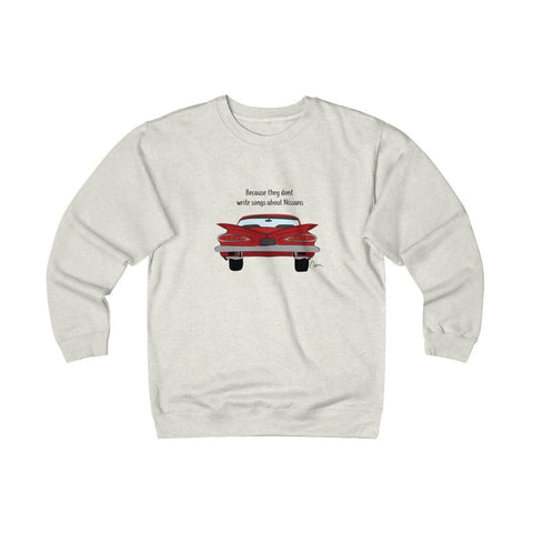 Impala Heavyweight Fleece Crew Sweatshirt