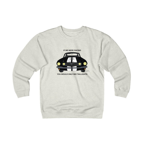 Mustang Heavyweight Fleece Crew Sweatshirt
