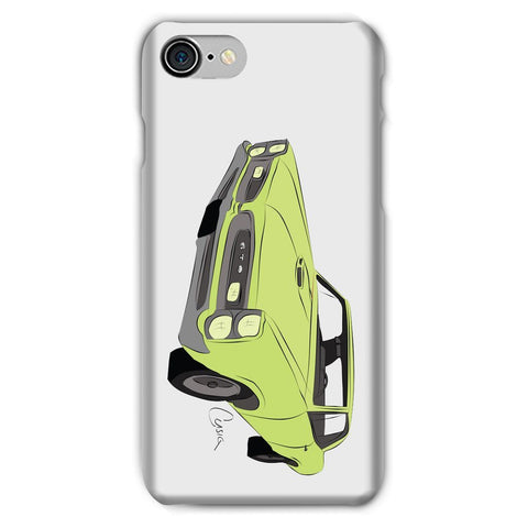Image of '66 GTO Green No Slogan Phone Case