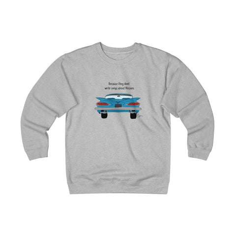 Image of Impala Heavyweight Fleece Crew Sweatshirt