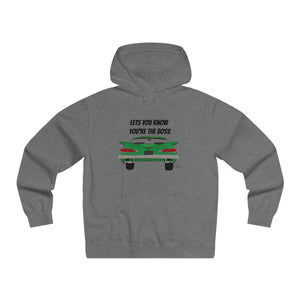 '58 Impala Men's Lightweight Pullover Hooded Sweatshirt