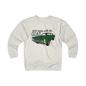 '66 Pontiac GTO Heavyweight Fleece Crew Sweatshirt