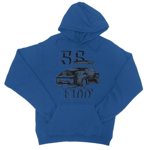 1956 Ford F-100 Truck College Hoodie