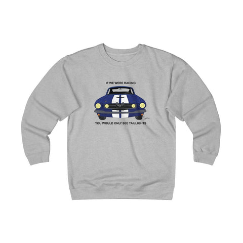 Image of Mustang Heavyweight Fleece Crew Sweatshirt