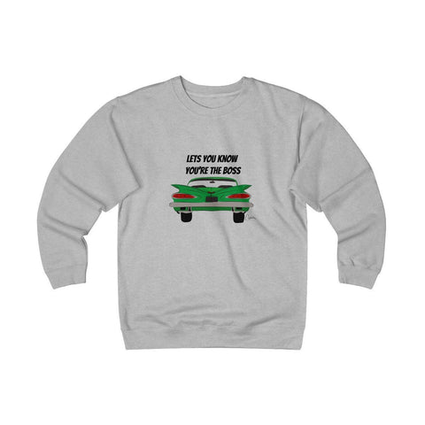 Image of '58 Impala Heavyweight Fleece Crew Sweatshirt