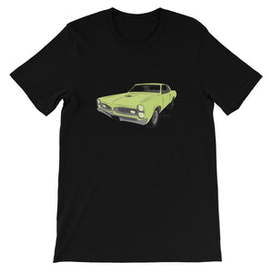 '66 GTO Green No Slogan Kids T-Shirt