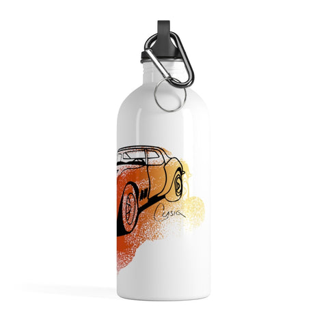 Corvette Stainless Steel Water Bottle