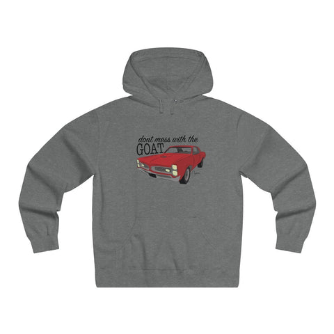 '66 Pontiac GTO Men's Lightweight Pullover Hooded Sweatshirt