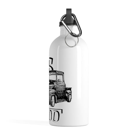 '56 Ford F100 Stainless Steel Water Bottle