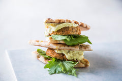 Sandwich with remoulade