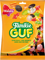 Familie Guf - winegum / liquorice / foam mix